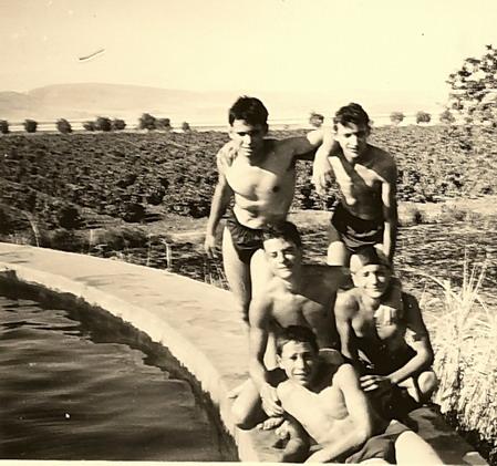 bassin de Froha